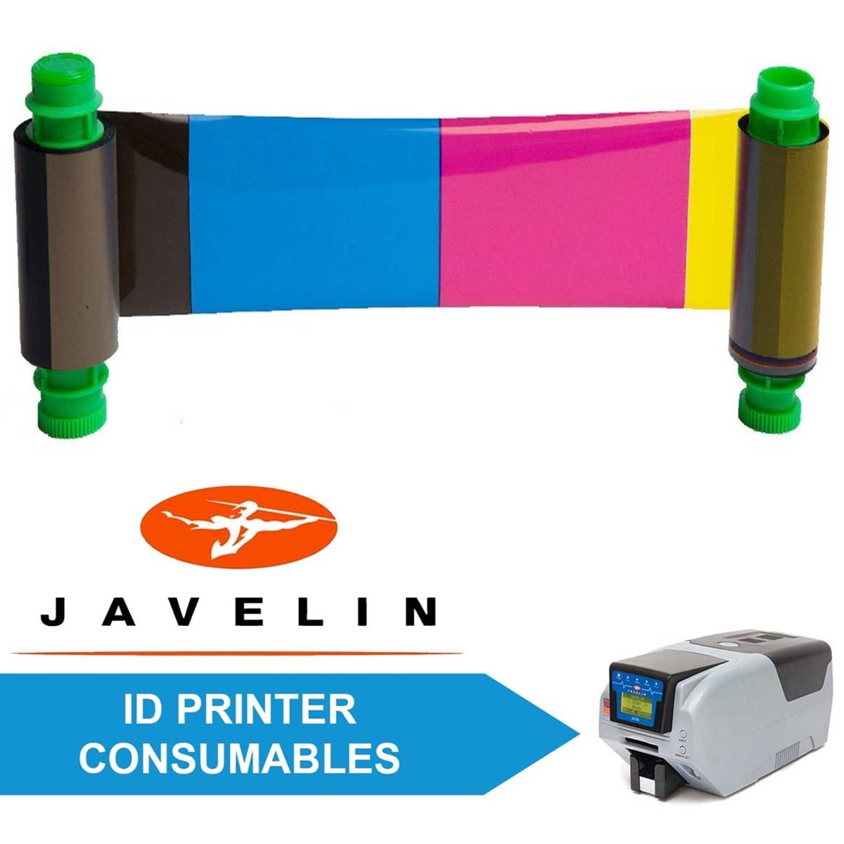 Consumables for Javelin J230i ID Printers