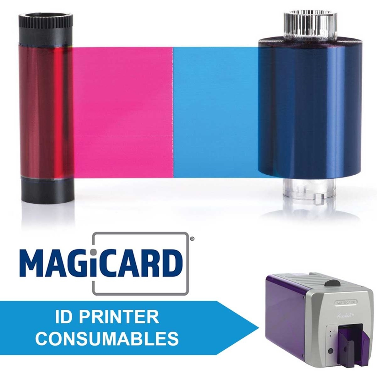 Consumables for Magicard Avalon ID Printers