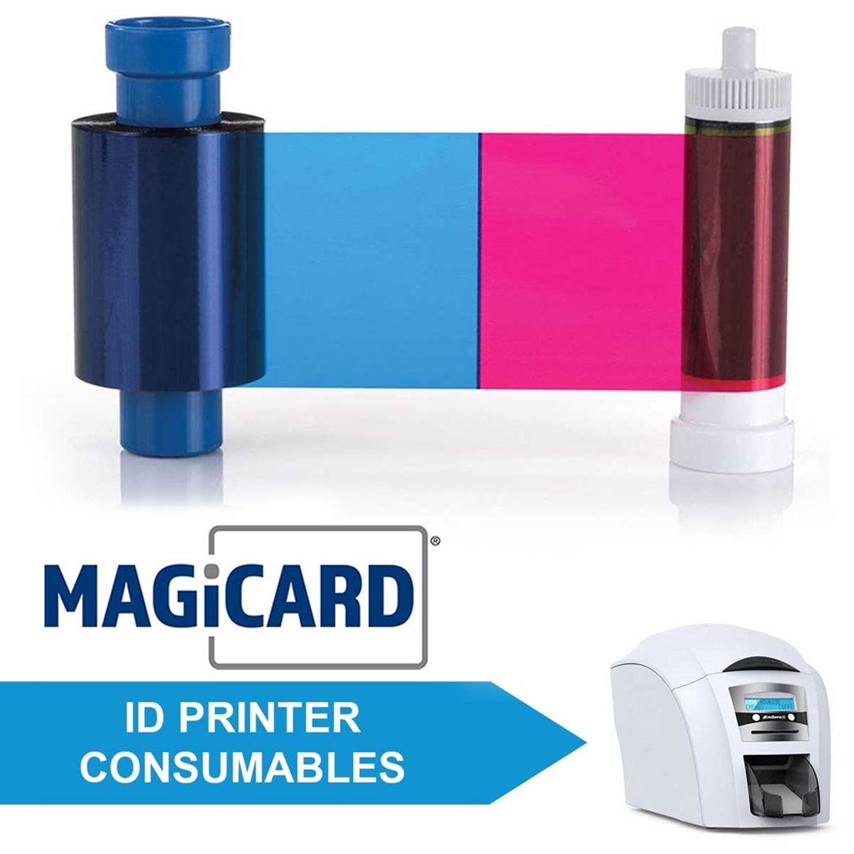 Consumables for Magicard Enduro ID Printers