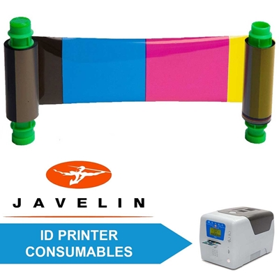 Consumables for Javelin J200i ID Printers