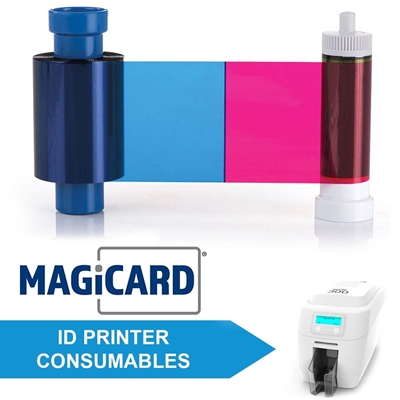 Consumables for Magicard 300 ID Printers