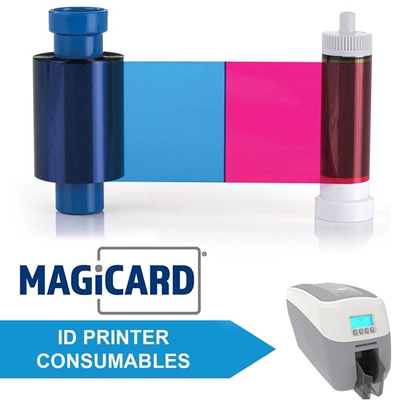 Consumables for Magicard 600 ID Printers