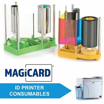 Consumables for Magicard Prima 4 ID Printers