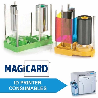 Consumables for Magicard Prima 8 ID Printers