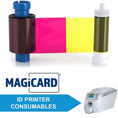 Consumables for Magicard Rio Pro ID Printers