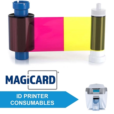 Consumables for Magicard Rio Pro 360 Xtended ID Printers