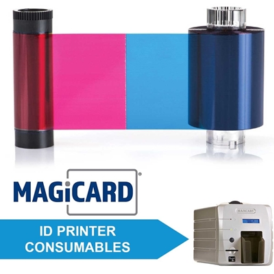 Consumables for Magicard Tango and Tango 2 and Tango 2E ID Printers